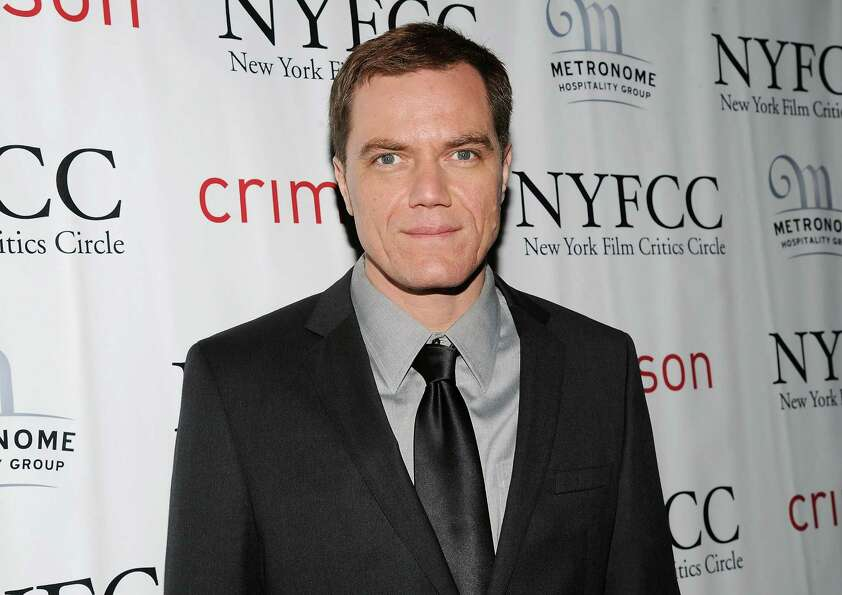 Actor Michael Shannon arrives at the New York Film Critics Circle awards dinner at the Crimson Club