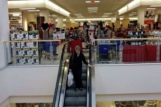 A woman shops in a Sears store on December 27, 2011 in Milford, Connecticut. Photo: Getty / 2011 Getty Images