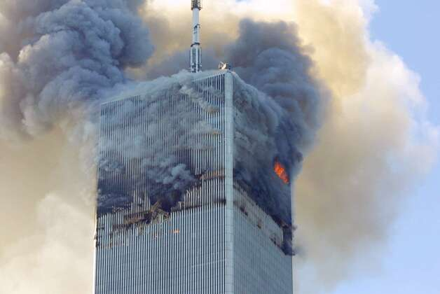 (2001) The September 11, 2001 attacks.