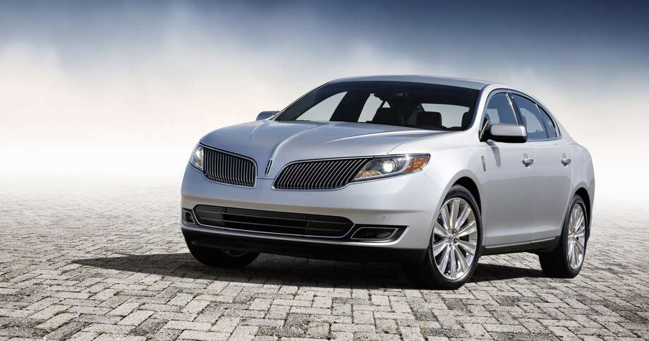 Lincoln MKS: Like the Golf R, the Lincoln MKS is full  of technology to help you stay safeon the road.  Key features: The car has electric power-assisted steering to help with  steering and control. It also has Lincoln Drive Control to give drivers better  traction. Photo: Lincoln Motor Co.