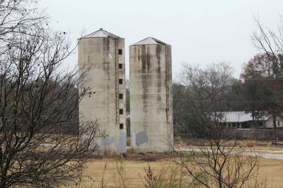 A set of silos off of Huebner Road has become a symbol of disappearing rural life in Leon Valley, say local historians who are concerned that recent clearing of the land surrounding the silos could indicate an anticipated sale and possible endangerment of the silos. Photo: Lauri Gray Eaton / Northwest Wee