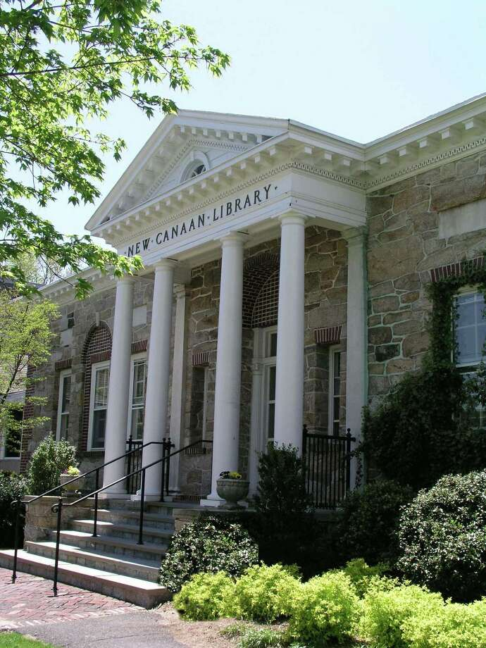 The New Canaan Library will celebrate 100 years during a daylong event on Sunday, Jan. 13. Photo: Contributed