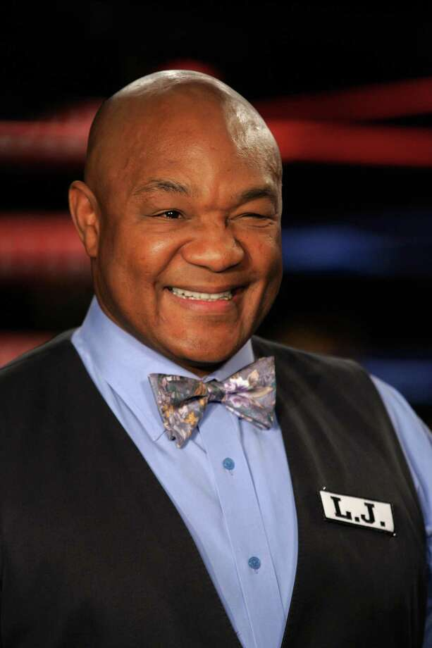 George Foreman is a two-time World Heavyweight Champion and still holds the title of being the oldest Heavyweight Champion. He also produced the best-selling George Foreman grill. Photo: Associated Press / AP