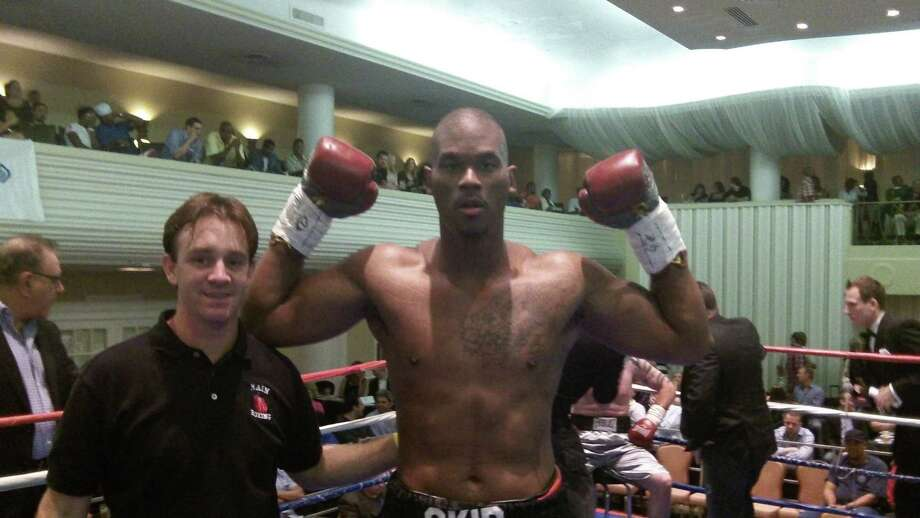 Houston heavyweight Skipp Scott is hoping to lift the WBF International heavyweight title after his bout  Jan. 10 at the Bayou Events Center. Photo: Peter Lim