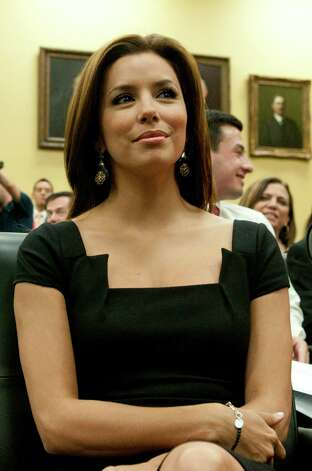 Eva Longoria Parker attends The Harvest screening at the Rayburn House Office Building on September 15, 2010 in Washington, United States. Photo: Kris Connor, Getty Images / Getty Images North America