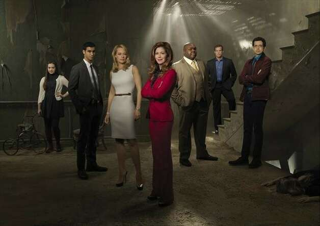 Body of Proof: 9 p.m. ABCPremieres Feb. 5 Photo: Bob D'Amico, ABC / © 2012 American Broadcasting Companies, Inc. All rights reserved.