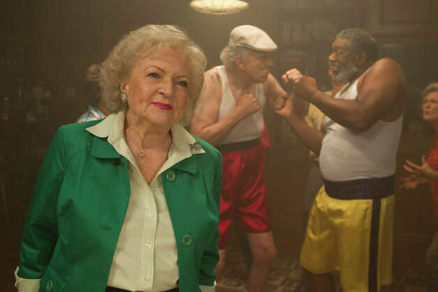 Betty White's Off Their Rockers: 7 p.m. NBCReturn Jan. 8 Photo: NBC, Justin Lubin/NBC / 2012 NBCUniversal Media, LLC