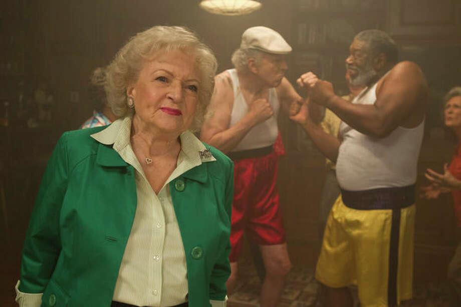 Betty White's Off Their Rockers: 7 p.m. NBCReturn Jan. 8 Photo: NBC, Justin Lubin/NBC / 2012 NBCUniversal Media, LLC