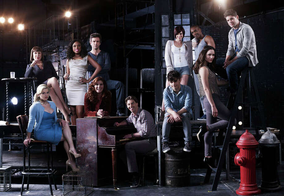 Smash: 9 p.m. NBCPremieres Feb. 15 Photo: NBC, Mark Seliger/NBC / 2012 NBCUniversal Media, LLC
