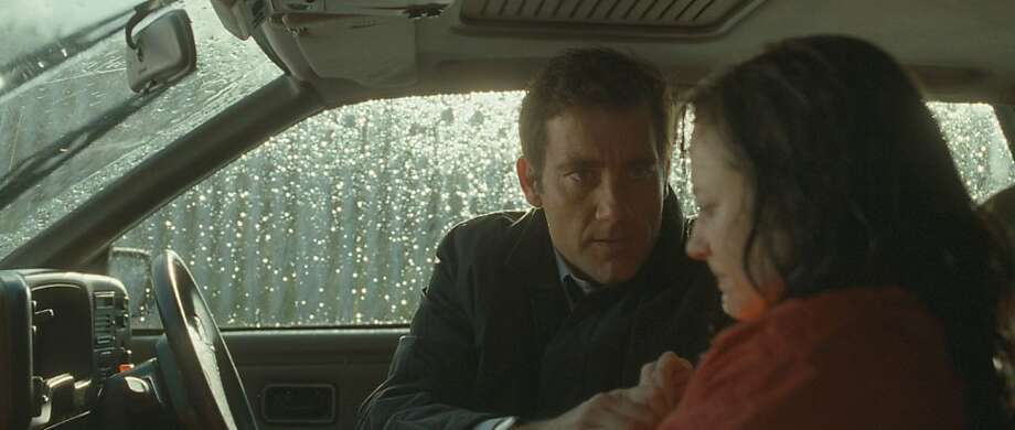 """Clive Owen and Andrea Riseborough in """"Shadow Dancer."""" Photo: ATO Pictures"""