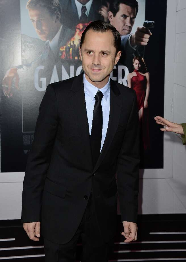 Actor Giovanni Ribisi arrives at Warner Bros. Pictures' 'Gangster Squad' premiere at Grauman's Chinese Theatre on January 7, 2013 in Hollywood, California. Photo: Jason Merritt, Getty Images / 2013 Getty Images