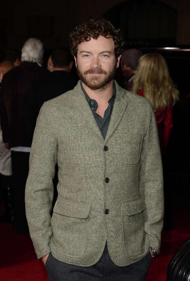 Actor Danny Masterson arrives at Warner Bros. Pictures' 'Gangster Squad' premiere at Grauman's Chinese Theatre on January 7, 2013 in Hollywood, California. Photo: Jason Merritt, Getty Images / 2013 Getty Images