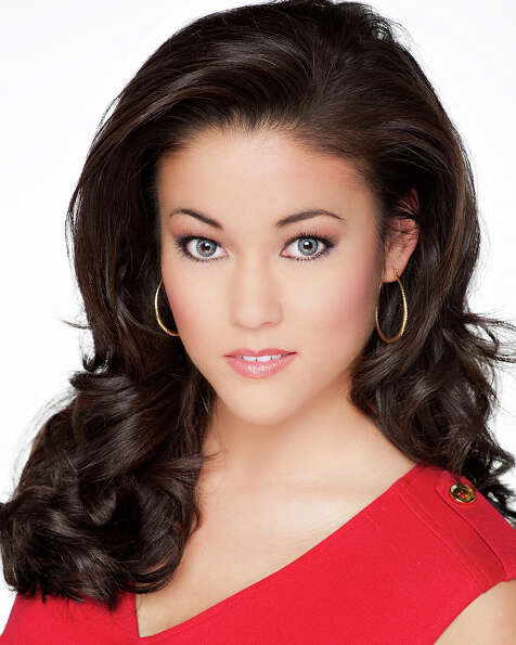 Miss Oklahoma: Alicia CliftonTalent: Tap danceCareer ambition: To beco