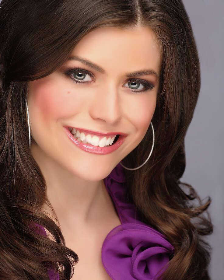 Miss Michigan: Angela VendittiTalent: Tap danceCareer ambition: To become a successful public relations representative Photo: MissAmerica.org