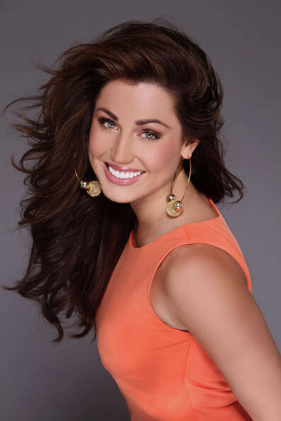 Miss Illinois: Megan ErvinTalent: Lyrical danceCareer ambition: To own