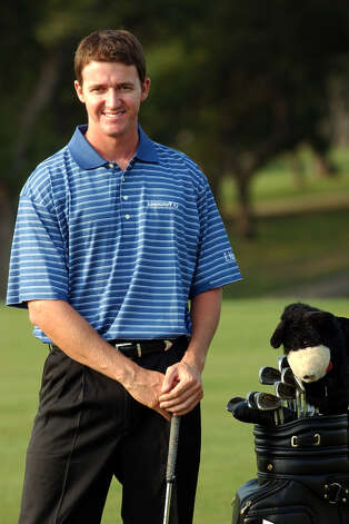 Jimmy Walker, a former Baylor standout, has qualified again to play in the U.S. Open next week at Bethpage Black on Long Island. June 7, 2002. Photo: San Antonio Express-News File Photo / SAN ANTONIO EXPRESS-NEWS