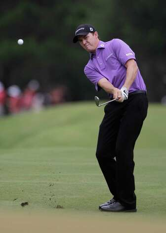 Jimmy Walker hits from the second fairway during the final round of the Players Championship golf tournament at TPC Sawgrass, Sunday, May 13, 2012, in Ponte Vedra Beach, Fla. Photo: David Goldman, Associated Press / AP