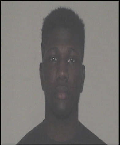 Oladipupo Sule, 19, of Bridgeport, was arrested outside Wooster Middle School in Stratford, Conn. on Jan. 8, 2012 and charged with carrying a dangerous weapon, breach of peace and reckless endangerment, as well as violating town ordinances for possession of air guns, carrying weapons in a recreation area and participating in a dangerous activity in town. Photo: Contributed Photo