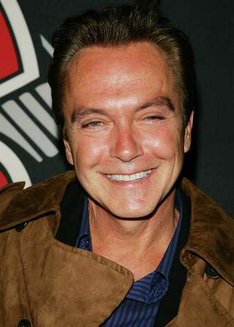 Now: Singer David Cassidy attends Rolling Stone Magazine's 1000th cover celebration May 04, 2006, in New York City, New York. Photo: Evan Agostini, Getty Images / 2006 Getty Images