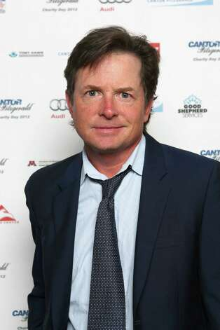 Now: Michael J. Fox at the Cantor Fitzgerald Charity Day event on Sept. 11, 2012 in New York. Photo: Mike McGregor, File Photo / 2012 Getty Images