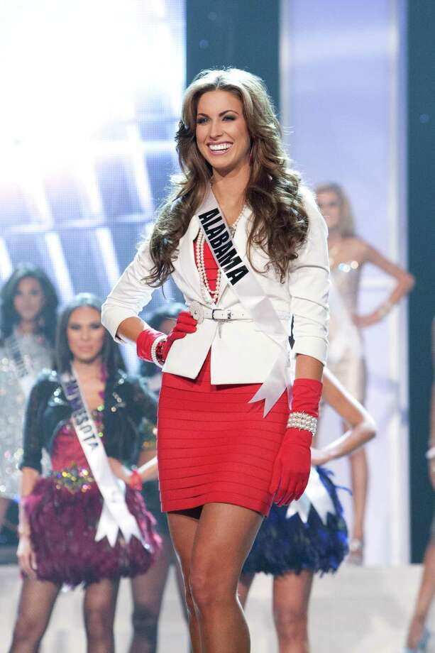 Miss Alabama USA 2012, Katherine Webb of Phenix City, is a top 16 semifinalist vying for the title of Miss USA® 2012 and the Diamond Nexus Labs crown, during the 2012 MISS USA® Competition from the Planet Hollywood Resort & Casino Theatre for the Performing Arts, in Las Vegas, Nevada on Sunday, June 3, 2012. Photo: Richard D. Salyer, Miss Universe Organization / Miss Universe Organization