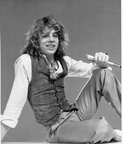 Then: Leif Garrett on May 11, 1979. Photo: Anonymous, AP / AP1979
