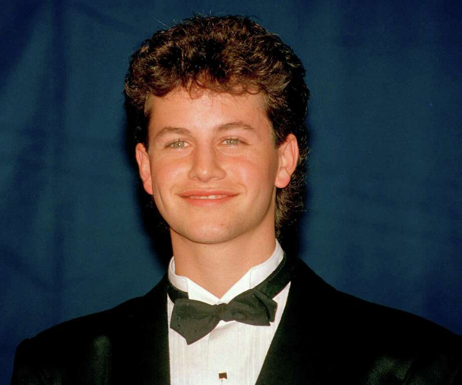 Then: Actor Kirk Cameron in 1989. Photo: Anonymous, AP / AP1989