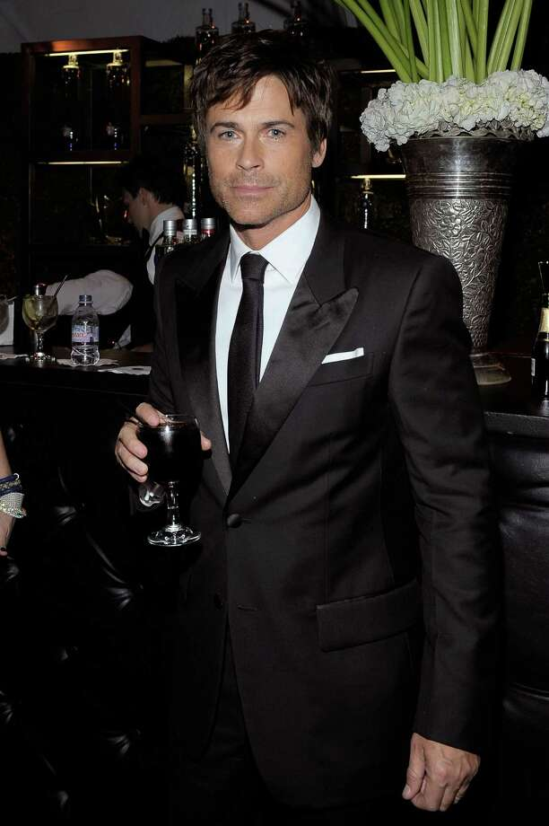 Now:  Actor Rob Lowe attends The Weinstein Company's 2012 Golden Globe Awards After Party held at The Beverly Hilton hotel on January 15, 2012 in Beverly Hills, California. Photo: Charley Gallay, Getty Images For TWC / 2012 Getty Images