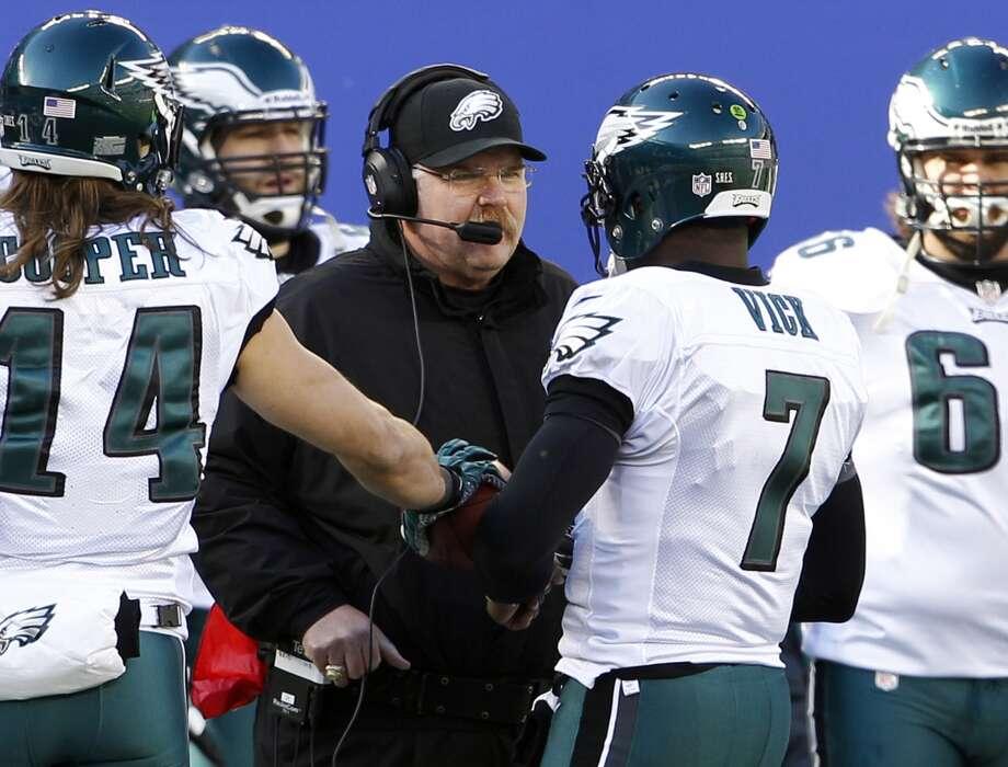 No. 7: Philadelphia EaglesValue: $1.26 billionRecord: 4-12Last Super Bowl Appearance: 2005Source: Forbes Photo: Yong Kim/Philadelphia Daily News/MCT