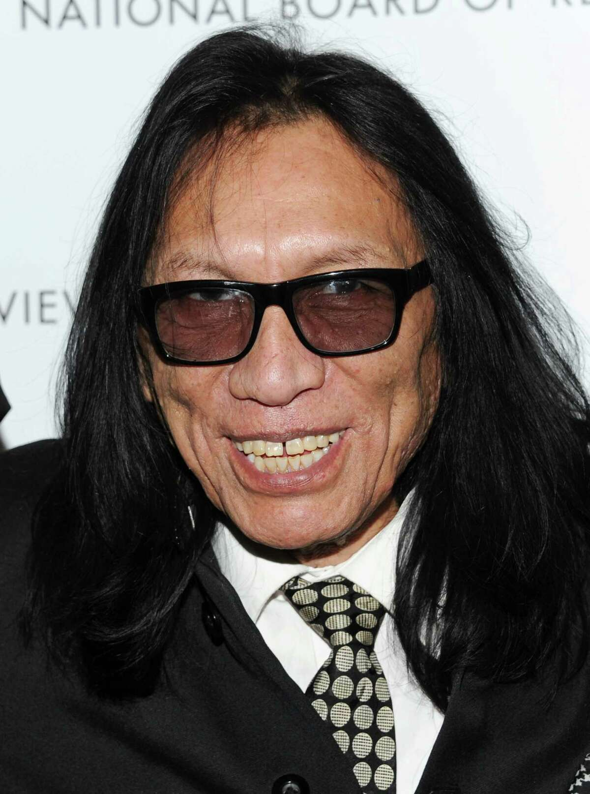 Musician Sixto Rodriguez attends the National Board of Review Awards gala at Cipriani 42nd St. on Tuesday Jan. 8, 2013 in New York.