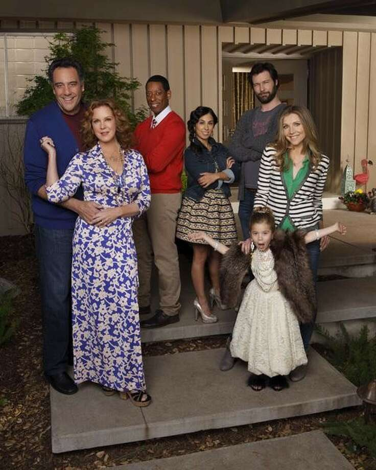 Suburgatory: 8:30 p.m. ABCDebuts Apr. 3 Photo: Craig Sjodin, ABC / © 2012 American Broadcasting Companies, Inc. All rights reserved.
