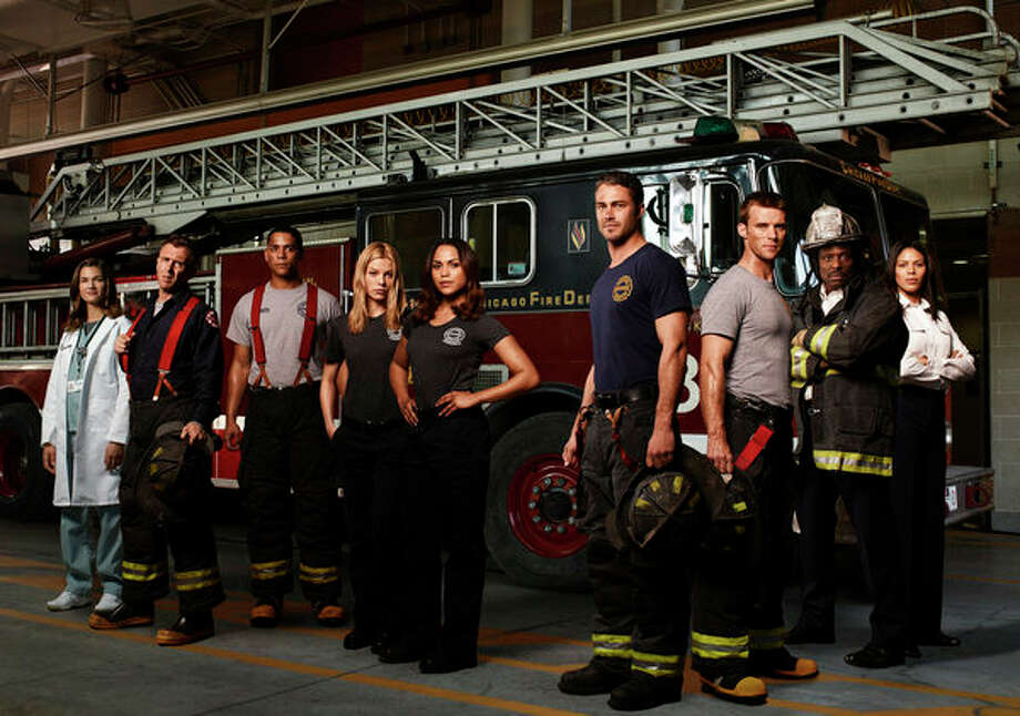 Chicago Fire: 9 p.m. NBCReturns Jan. 2 Photo: NBC, Sandro/NBC / 2012 NBCUniversal Media, LLC