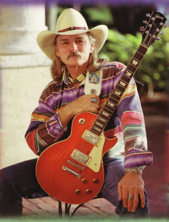 Dickey Betts, founding member of the Allman Brothers Band, will perform with Great Southern at The Ridgefield Playhouse on Friday, Jan. 11. Photo: Contributed Photo