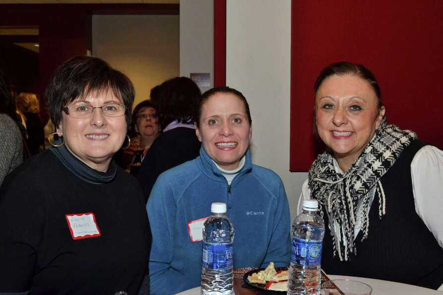 Were you Seen at the Women at Work Connect Event with speech coach Dale Klein on Tuesday, Jan. 8, 20