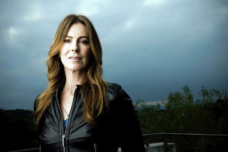 """Kathryn Bigelow, winner of Academy Awards for best director and best film for """"The Hurt Locker"""" in 2009, based her new film, """"Zero Dark Thirty,"""" on journalist Mark Boal's reporting of the raid that killed Osama bin Laden and the events leading up to it. Photo: Kevin Scanlon, STR / NYTNS"""
