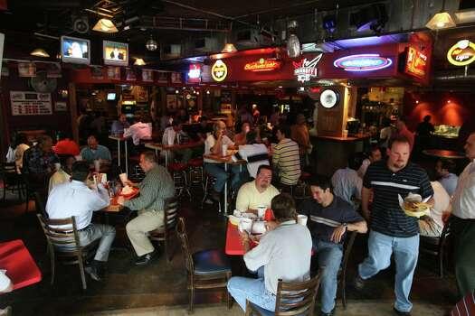 Christian's Tailgate Bar & GrillWhere: 7340 Washington AvePhone: (713) 864-9744Website: christianstailgate.com Photo: Bill Olive, FREELANCE / FREELANCE