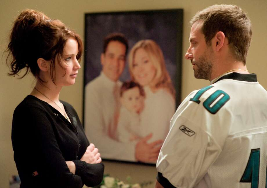 SILVER LININGS PLAYBOOK (© 2012 The Weinstein Company. )