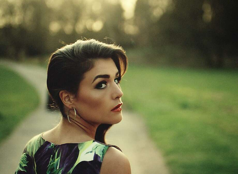 British singer Jessie Ware pops into the Rickshaw Stop on Thursday night on her American tour. Photo: Paradigm Agency