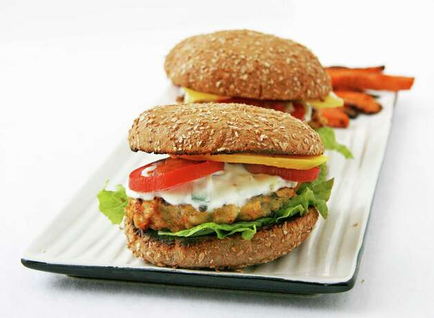turkey burgers/naturalnoshing