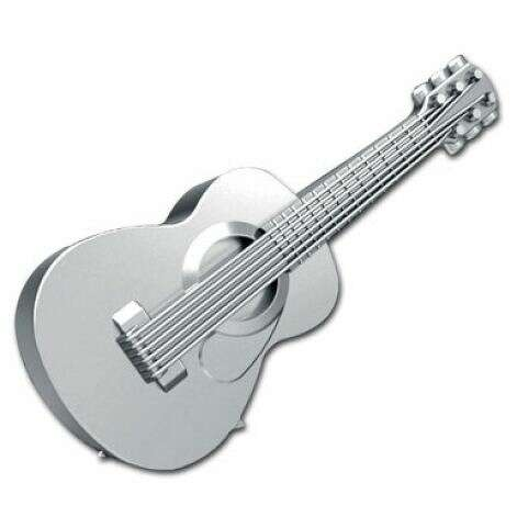 Possible new token: Guitar