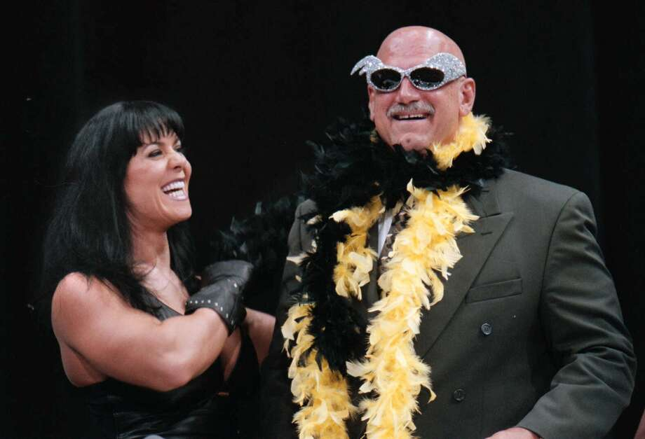 "As a professional wrestler in WWE, formerly known as the WWF, Jesse ""The Body"" Ventura was a fan favorite for more than 10 years and was inducted into the WWE Hall of Fame in 2004. Photo: DAWN VILLELLA, AP / AP"