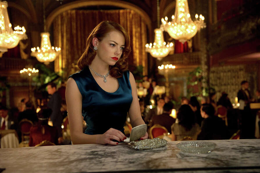 Emma Stone as Grace Faraday in Warner Bros. Pictures' and Village Roadshow Pictures' drama
