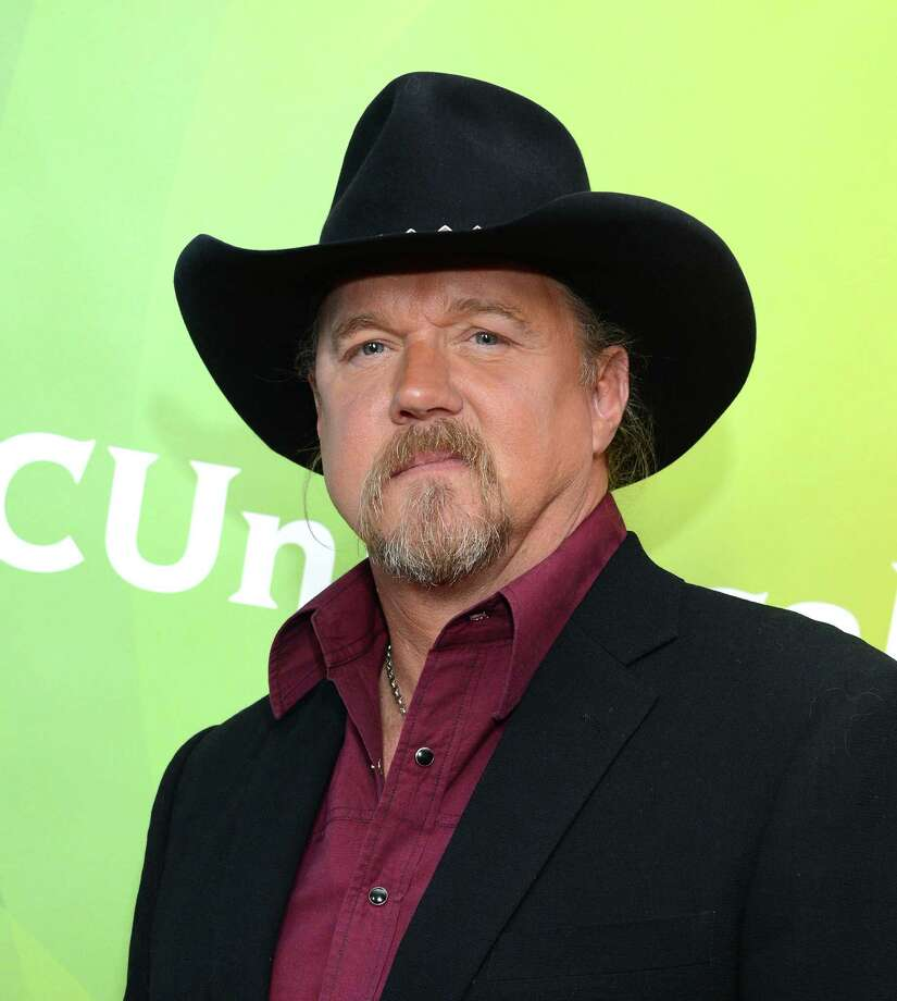 "Trace Adkins attends NBCUniversal's ""2013 Winter TCA Tour"" Day 1 at Langham Hotel, Jan. 6, 2013, in Pasadena, Calif. Photo: Jason Kempin, Getty Images / 2013 Getty Images"