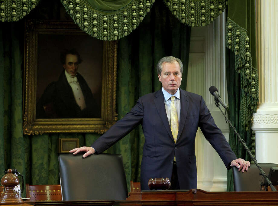 Lt. Gov. David Dewhurst and others are overlooking another type of school security. Photo: Deborah Cannon, Associated Press / American-Statesman