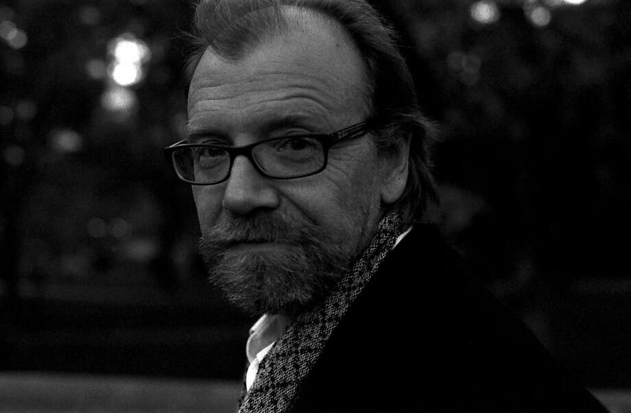 George Saunders Photo: Chloe Aft