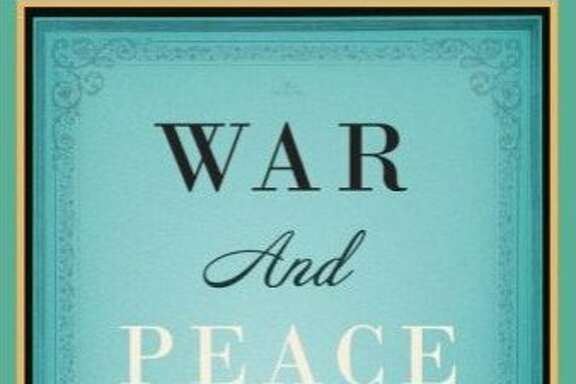 """""""War and Peace,"""" by Leo Tolstoy. A new translation by Richard Pevear and Larissa Volokhonsky"""