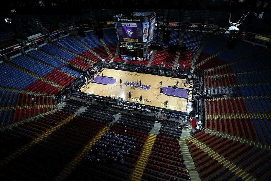Feb. 14:Feeling the pressure from Seattle, the city of Sacramento begins rushing ahead with a plan to finance a new stadium for the Kings. Photo: Jed Jacobsohn, Getty Images / 2011 Getty Images