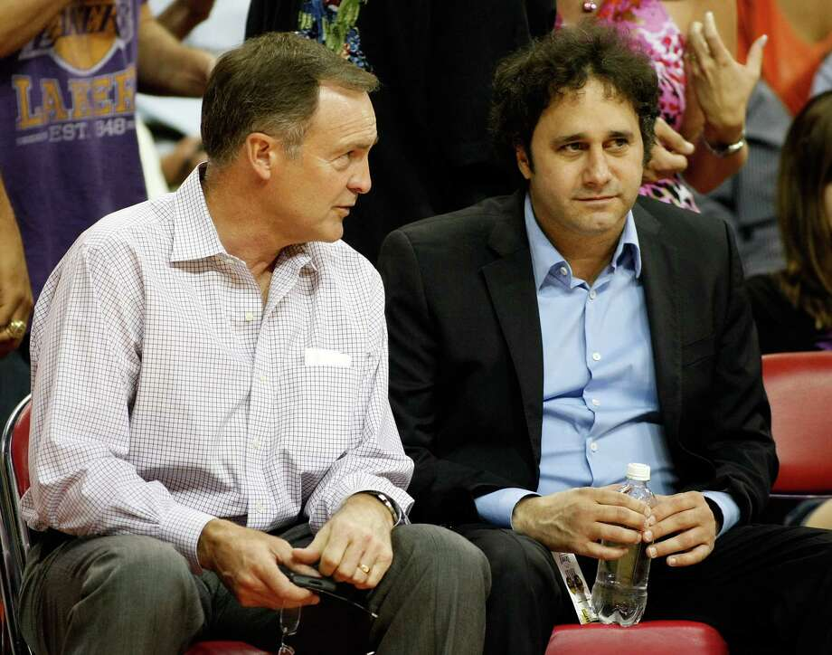 March 29: The Maloofs say they have issues with Sacramento's plan to finance a new arena for the Kings. Photo: Ethan Miller, Getty Images / 2010 Getty Images