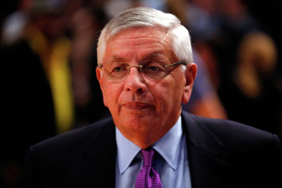 April 13: NBA Commissioner David Stern says the agreement between Sacramento and the Maloofs will likely not happen. Photo: Jeff Zelevansky, Getty Images / 2012 Getty Images
