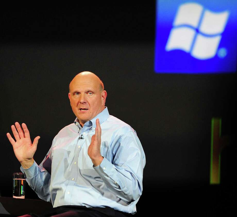 June 13: The Associated Press reports that Chris Hansen's investment group includes Microsoft CEO Steve Ballmer and two members of the Nordstrom family. Photo: FREDERIC J. BROWN, AFP/Getty Images / 2012 AFP